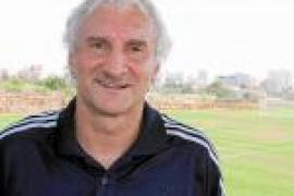 Rudi Völler auf Abschiedsbesuch