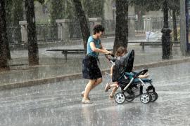 Nach Hitze, Dürre, Feuer: Überschwemmung