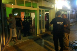 Polizei schließt Drogenbar an der Playa de Palma