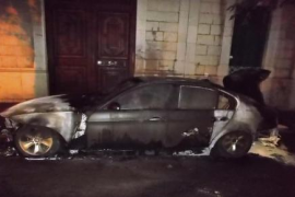 Sóller – Auto des Bürgermeisters ausgebrannt