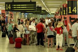 Passagierrekord am Flughafen Palma