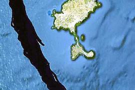 Tritt dieses Szenario ein, blieben die Pitiusen und Mallorca weitgehend verschont.