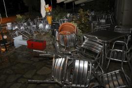 Drei Verletzte nach Mini-Tornado im Kloster Lluc