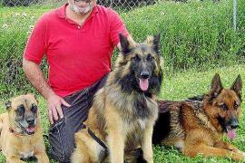Stefan Gürtler war früher Hundeführer bei der Schweizer Armee.
