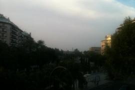 Mallorca erwacht im Rauch von Valencia