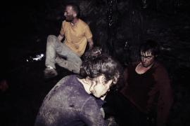 """Szene aus dem Film """"La Cueva""""."""