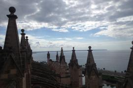 Palmas Wahrzeichen: die Kathedrale.