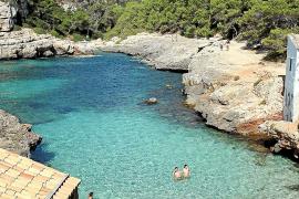 Playa Cala S'Almonia.