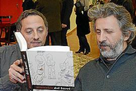 Die Autoren kennen sich seit Jahren aus der Zeichner-Szene: Gabi Beltrán (l.) und Bartomeu Seguí.