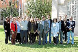 Gruppenbild mit den balearischen Kooperationspartnern.