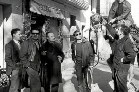 Die Mallorca-Rundreise mit dem Kamel demnächst im Kino.