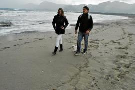 Mit Wuffi an die Playa