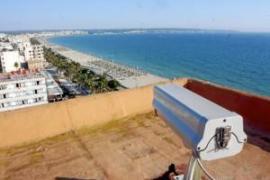 Gerichtsverfahren um Strandkameras auf Mallorca