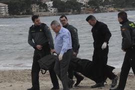 Leichenfund am Strand von Santa Ponça