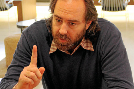 Antonio Horrach Moyá, Jahrgang 1972, gründete vor zehn Jahren das Hotelunternehmen HM mit zwei Hotels.