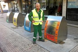 Straßenfeger findet 6000 Euro