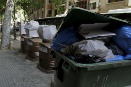 Aus für die Müllschlucker in Palma