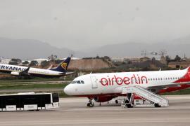Air Berlin 2012 mit weniger Fluggästen