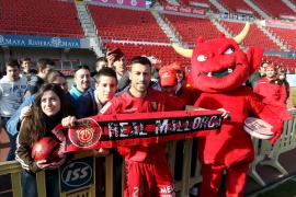 Real Mallorca präsentiert neuen Spieler