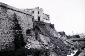 Als Spekulanten Palmas Stadtmauer sprengten