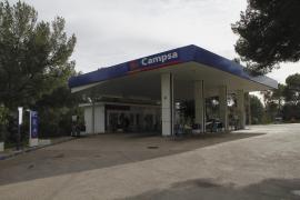 Die am meisten überfallene Tankstelle auf Mallorca