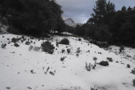 Ein Hauch Schnee