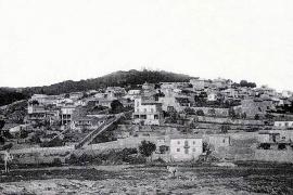 El Terreno um die Jahrhundertwende.