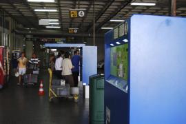 "Airport Palma verschrottet ""vergessene"" Autos"
