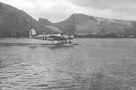 """Die italienische """"Aviazione Legionaria"""" setzte auf Mallorca mehrere Dutzend Wasser- und Landflugzeuge ein."""