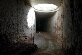 Der Bau der Kanalisation für das Regenwasser steht noch aus.