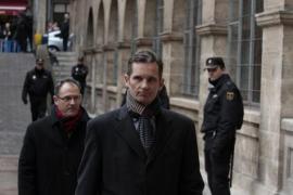 Urdangarin vor Ermittlungsrichter