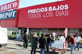 Baumarkt Brico Depôt in Palma eröffnet