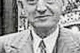 Überreste von Juan March exhumiert
