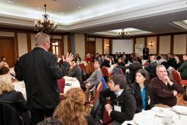 Unternehmerfrüh- stück und Xing-Treffen