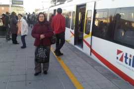 Mallorca-Bahn ordnet Verkehr neu