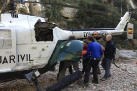 Bergwacht muss zwei Deutsche retten