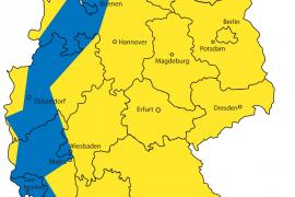 Mallorca vor allem in Westdeutschland gefragt