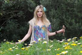 Laura bringt den Frühling nach Mallorca