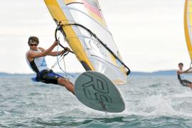 Surfer sind die Top-Athleten bei der Trofeo Sofía Mapfre
