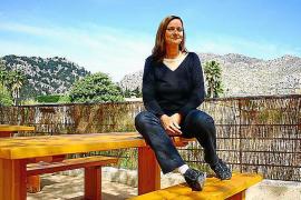 Yvonne Haverland betreibt die Wanderherberge Pont Romà in Pollença.