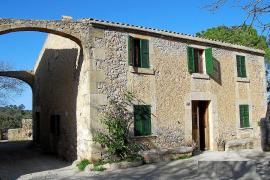 Die Herbergen sind zum Teil in historischen Gebäuden untergebracht.