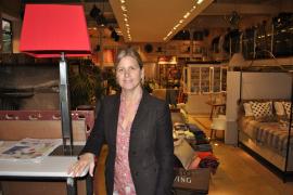 Barbara Bergman führt mit ihrem Mann Klas Kall seit fünfeinhalb Jahren das Rialto Living.