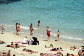 Auf Mallorca hat die Strandsaison begonnen