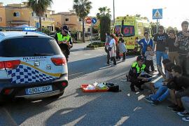 Fahrerflucht nach Unfall mit Radfahrer