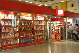 Neuer Zeitungsladen am Airport Palma