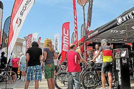 Das Sigma-Roadbike-Festival fand erstmals an der Playa de Muro statt.