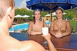 Erstes FKK-Hotel auf Mallorca