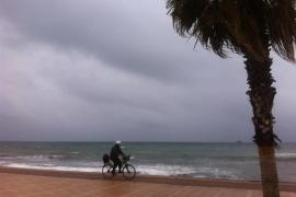 Regen auf Mallorca: Wasser statt Bier