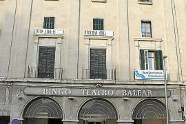 Mit diesen Standorten haben sich Bewerber um die Kasino-Lizenz beworben: Dem Bingo-Palast in Palmas Innenstadt.