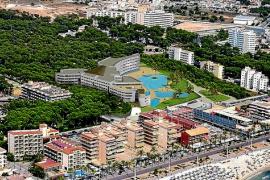 Mit diesen Standorten haben sich Bewerber um die Kasino-Lizenz beworben: Einem geplanten Luxushotel an der Playa de Palma (Fotom